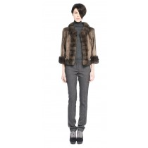 BROADTAIL JACKET WITH SABLE